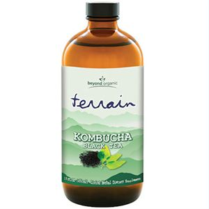 Picture of Terrain Kombucha Black Tea